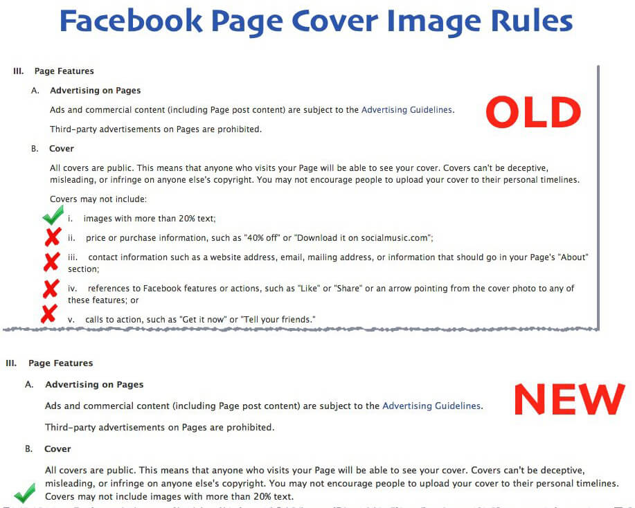 facebook new cover photo guidelines