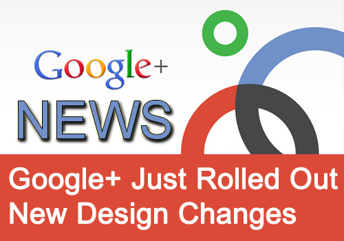 google design changes