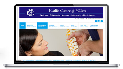 Website Design Milton, Web Design