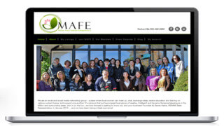 Website Design for MAFE