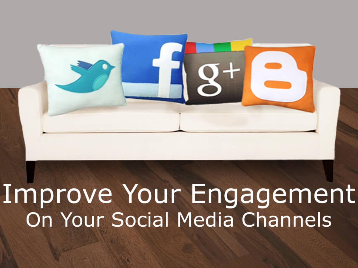 Inprove Your Engagement on Social Media
