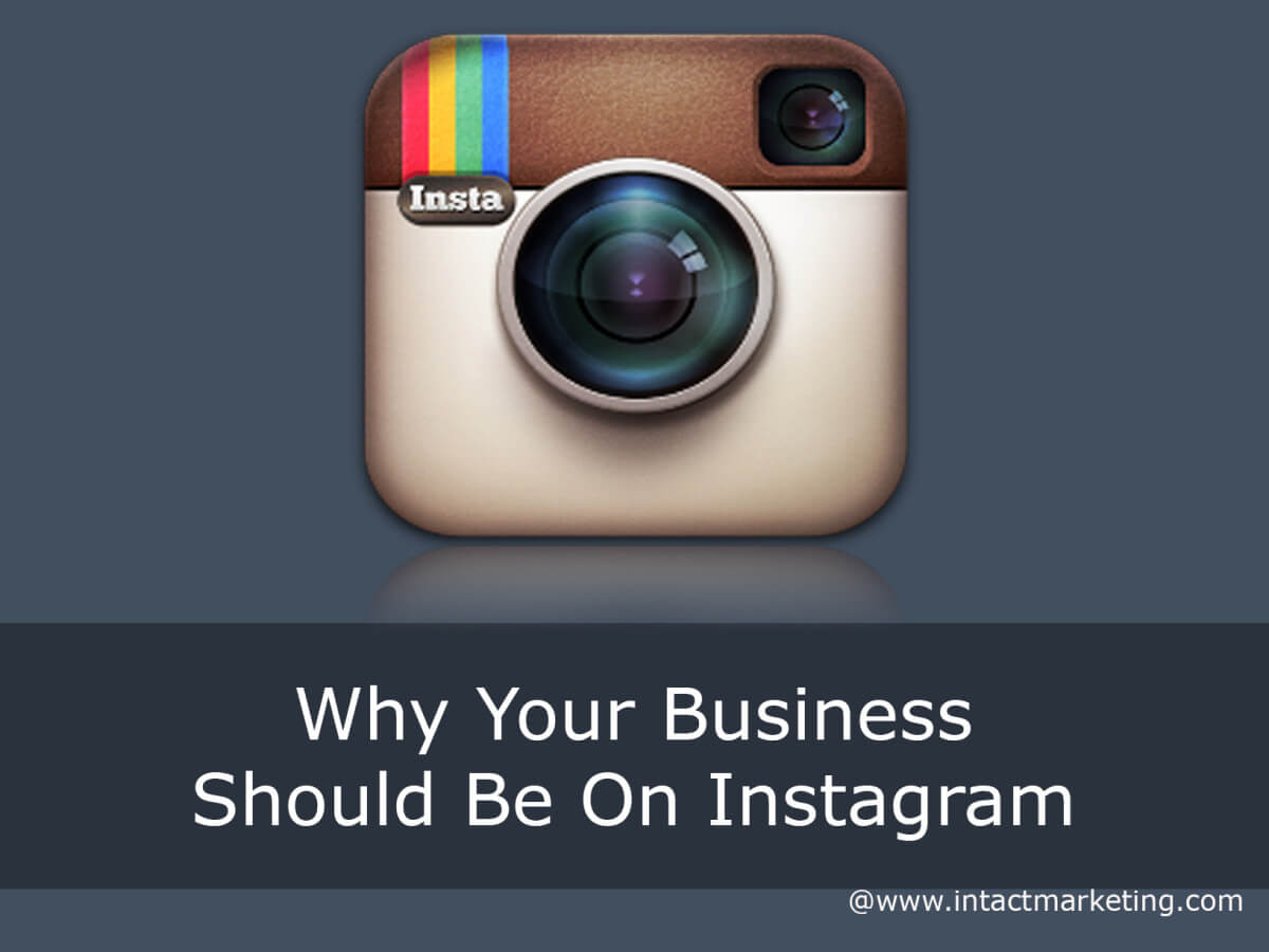 Your Business On Instagram