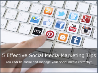 Effective Social Media Marketing Tips